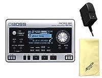 【愛曲クロス付】【純正ACアダプター/PSA-100S2付】BOSS ボス MICRO BR BR-80 デジタルレコーダー