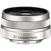 PENTAX 単焦点レンズ 01 STANDARD PRIME Qマウント 22067 シルバー