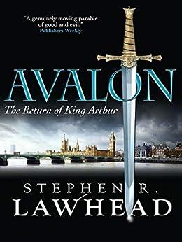 Avalon by [Lawhead, Stephen R]