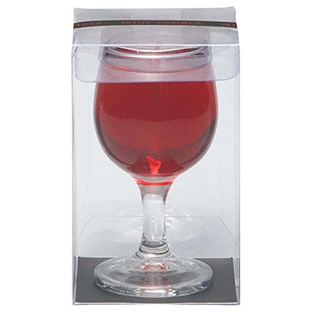 等しいチューブ昇るワインキャンドル