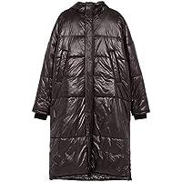 Zara Men Oversized Puffer Three Quarter Length Coat 4803/403 Black