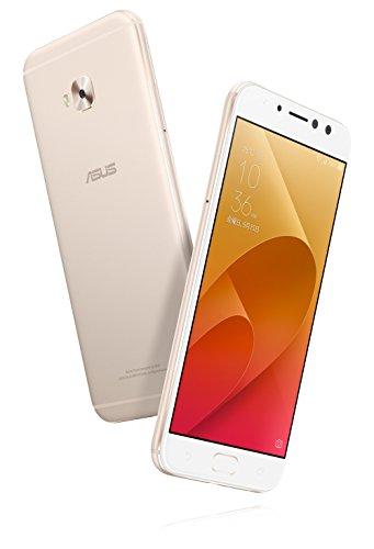 ASUS ZenFone4 Selfie Pro ZD552KL サンライトゴールド(オクタコアCPU/4GB/64GB/DSDS/SIMフリー)【正規代理店品】