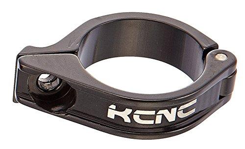 KCNC ディレーラー ディレーラークランプ ブラック 31.8MM 653061