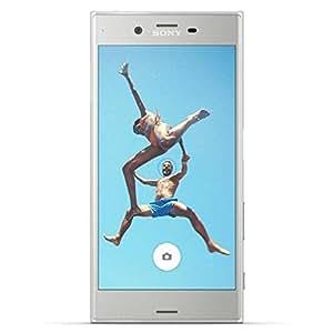 Sony Xperia XZ F8332 64GB 5.2-Inch 23MP 4G LTE Dual SIM FACTORY UNLOCKED International SIM フリー (PLATINUM)