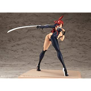 WITCHBLADE 天羽雅音 発動態 ( ノンスケール PVC製 塗装済 完成品 9