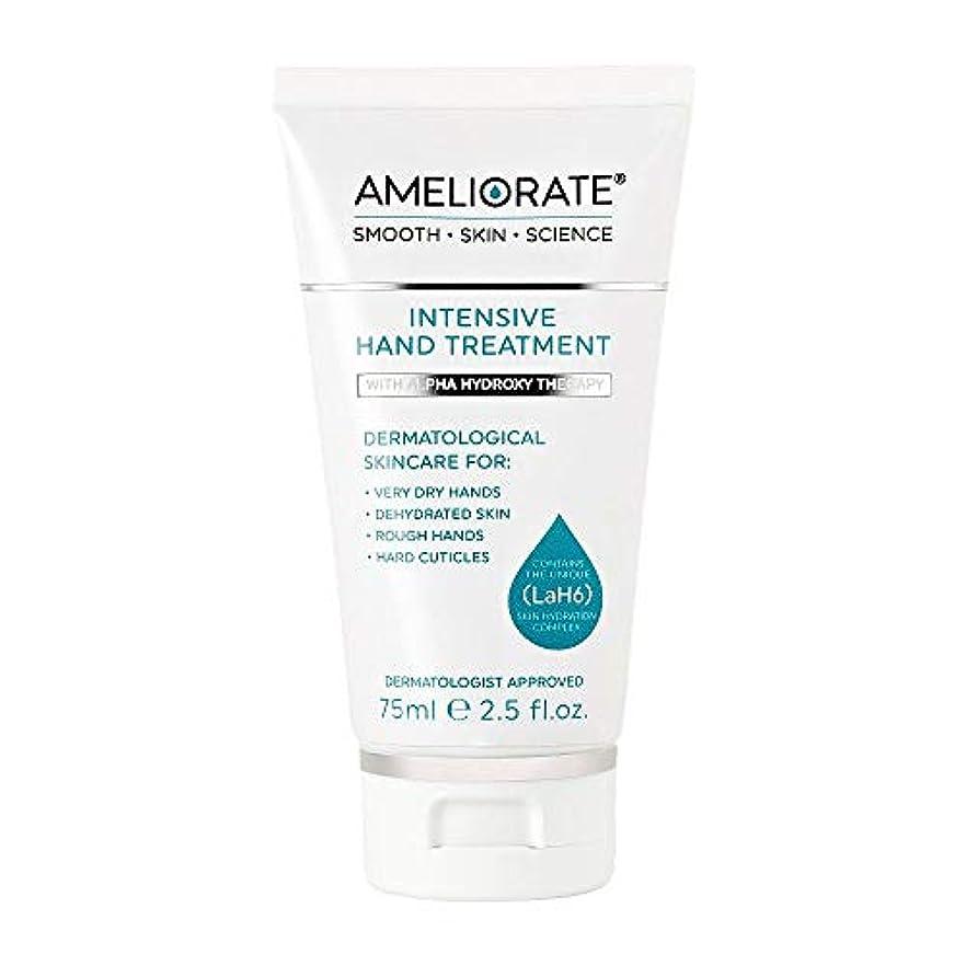 儀式隠す脇に[Ameliorate] 集中的なハンドトリートメントの75ミリリットルを改善 - Ameliorate Intensive Hand Treatment 75ml [並行輸入品]