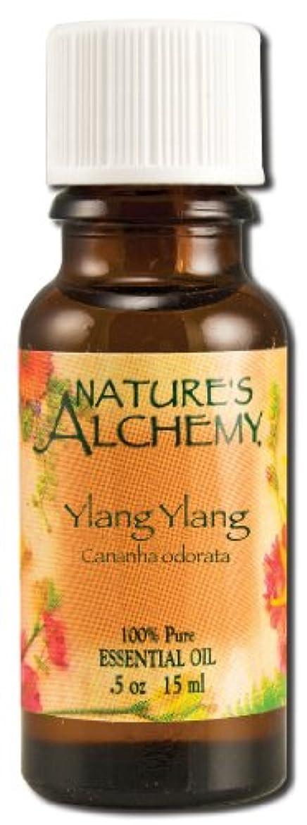 思い出注目すべき不忠100% Pure Essential Oil Ylang Ylang - 0.5 fl oz by Nature's Alchemy