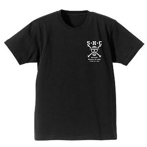 ワンピース 麦わらの一味 ヘビーウェイトTシャツ ブラック XLサイズ