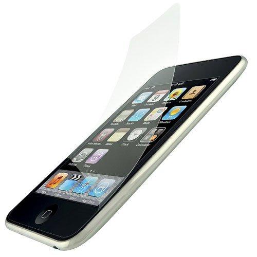 【2枚セット】Apple iPod touch 4 液晶保護フィルム × 2Pack ( アイポッド タッチ 4th 第4世代 対応 ) 自己吸着式 SCREEN SHIELD コーティング スクリーンシート【画面保護】 …