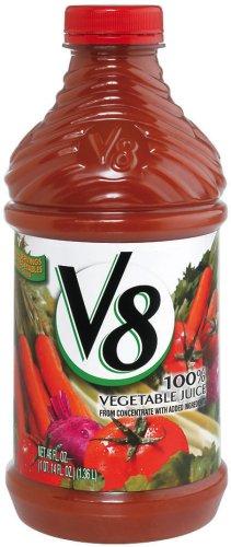 V8 キャンベルジャパン トマトミックス ベジタブルジュース 1360ml ×12本
