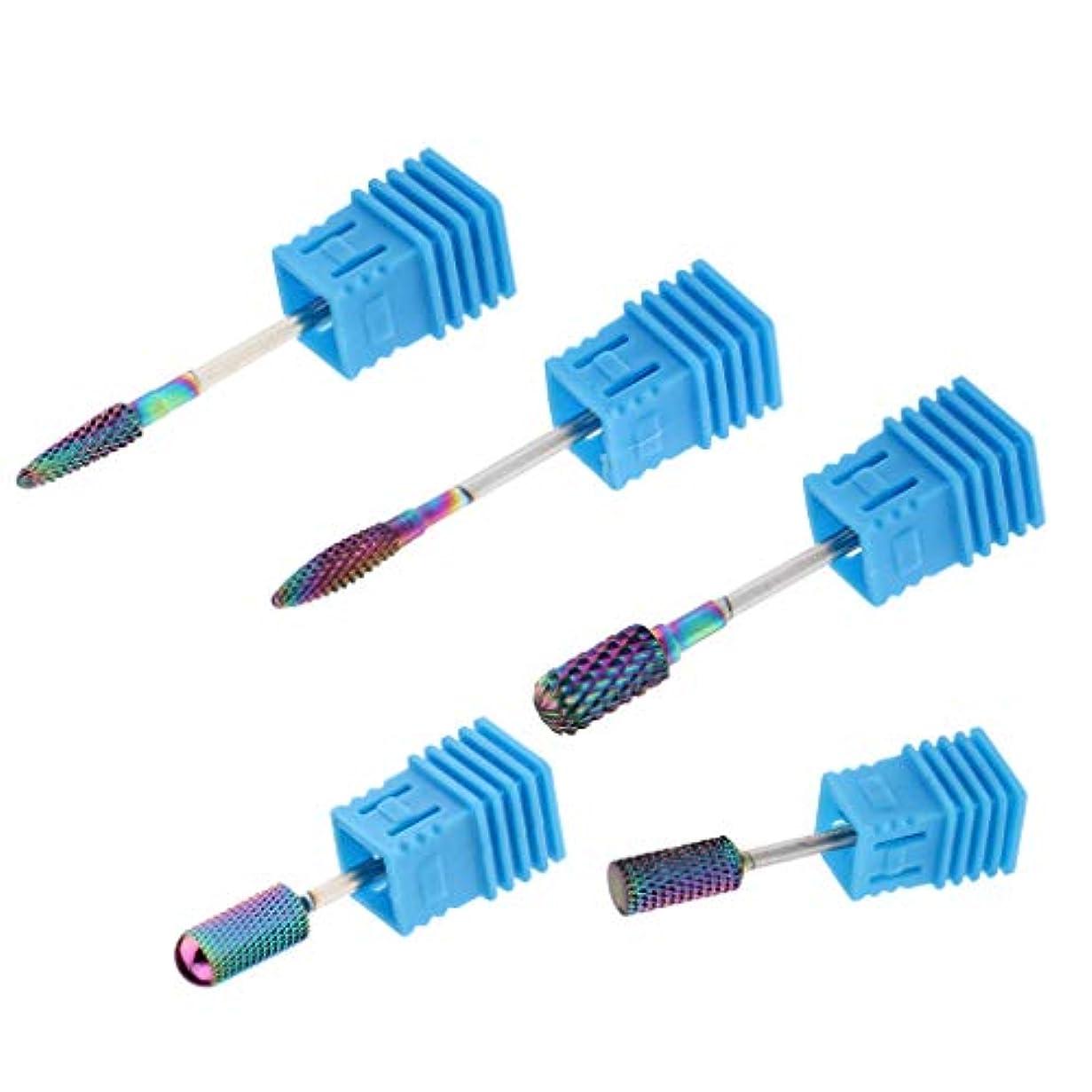規定文献若さSM SunniMix 陶磁器ドリルビット ネイルドリルビット ロータリーファイル 研削ネイル 切削工具 耐摩耗性 5個入