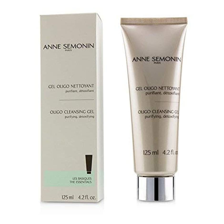 買う醸造所極めてAnne Semonin Oligo Cleansing Gel - For Combination Skin 125ml/4.2oz並行輸入品