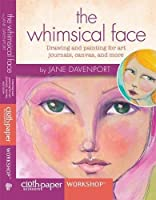 The Whimsical Face: Drawing and Painting for Art Journals Canvas and More【DVD】 [並行輸入品]