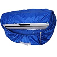 BENQUE エアコン 洗浄シート 洗浄 カバー 壁掛け用 排水 クーラー クリーニング 養生 掃除 (ホース長さ, 2m)