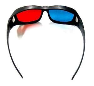 3Dメガネ 3Dグラス レンズカラー(赤・青)