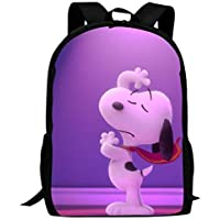 Snoo-py Travel Laptop Backpack School Student Bookbag College Bags