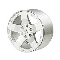 ラジコン カー 2.2インチ 拡幅版 幅さ30mm インターナル ビードロックホイール Internal Beadlock Wheels (1個)