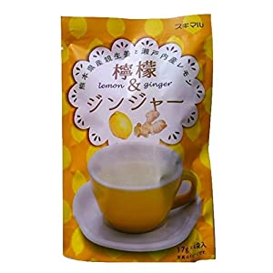 杉丸物産 檸檬&ジンジャー 68g×10袋