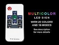 ADVPRO Plumber Tools Repairs Services LED看板 ネオンプレート サイン 標識 Multi-color 600 x 400mm st4s64-j100-c