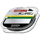 ゴーセン(GOSEN) ハリス ホンテロン 黒 50m 4.0号 GSN260B40