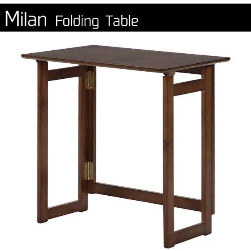 フォールディングテーブル「ミラン(6352-1N)」【FBC】(#9881676-95782)サイズ:幅70×奥行45×高さ69cm