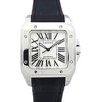 カルティエ Cartier サントス 100 MM W20106X8 新品 腕時計 メンズ [並行輸入品]