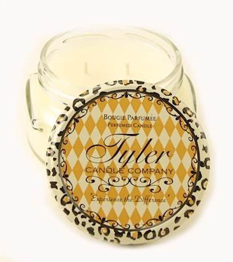 絶壁程度コイルRevel Tyler 22オンス香りつき2-wick Jar Candle