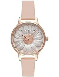 オリビアバートン OLIVIA BURTON 腕時計 OB16FS87 レディース レザーベルト [並行輸入品]