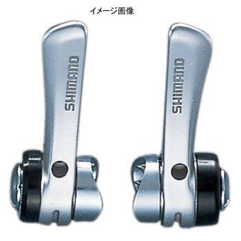 シマノ(SHIMANO/サイクル) ROAD COMPONENT シフトレバー SL-R400FCAI SS85X132 ISLR400F