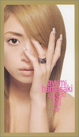 ayumi hamasaki concert tour 2000 A 第1幕 [VHS]