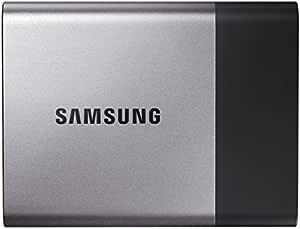 Samsung 外付けSSD 500GB T3シリーズ USB3.1対応 ハードウェア暗号化 パスワード保護 V-NAND搭載 MU-PT500B/IT