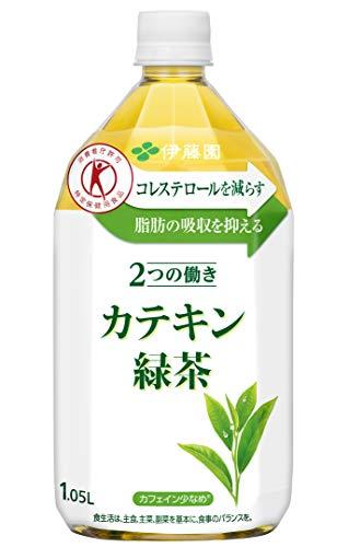2つの働きカテキン緑茶 1050ml ×12本