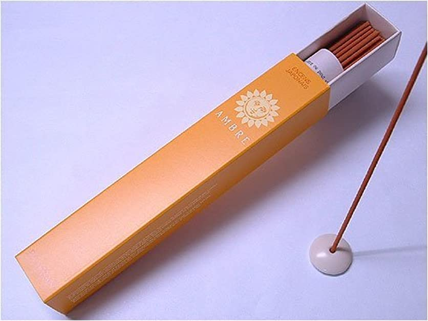 ESTEBAN(エステバン) style primrose bordier スティック 40本入 「アンバー -AMBRE-」 4902125989924