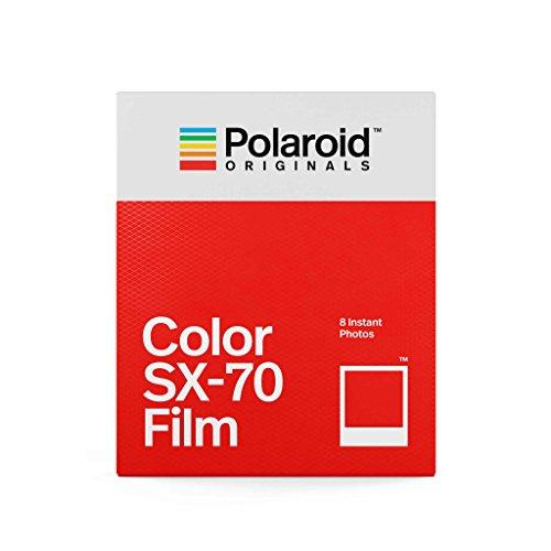 Polaroid Originalsインスタントカラーフィルムfor sx-70、ホワイト( 6911)
