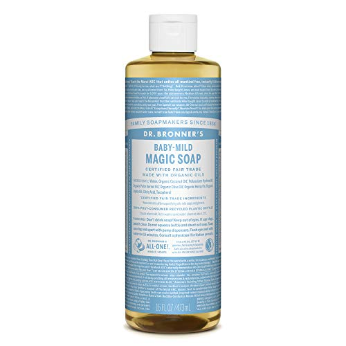 ドクターブロナー マジックソープ magic soap ベビーマイルド 473ml ネイチャーズウェイ