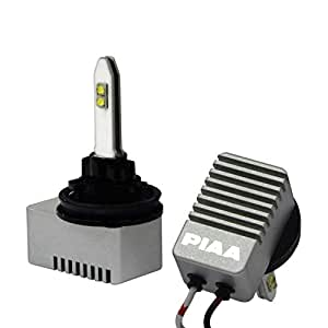 【Amazon.co.jp 限定】 PIAA ( ピア ) LEDフォグライト用バルブ 2000lm 【6000K】 H8/H11/H16 ホワイト 2個入 車検対応 X7321