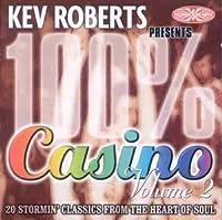 Kev Roberts Pres.100% Casino 2 [12 inch Analog]