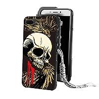 Sdhisi Iu スマホケース Phone 7 Plus / 8 Plus Phone 7/8 最軽量 超薄型 アルミ製メタル 防塵 指紋防止 擦り傷防止 (色 : 黒, サイズ : IPhone7 Plus/8 Plus)
