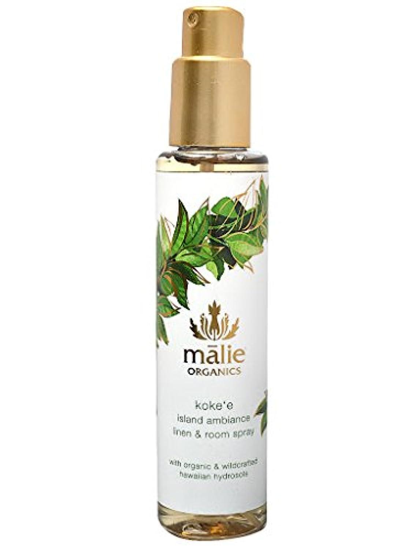 malie organics [マリエ オーガニクス] リネン & ルームスプレー 148ml コケエ [並行輸入品]