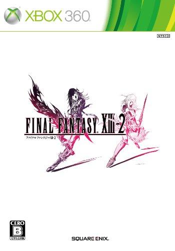 ファイナルファンタジーXIII-2 - Xbox360の詳細を見る