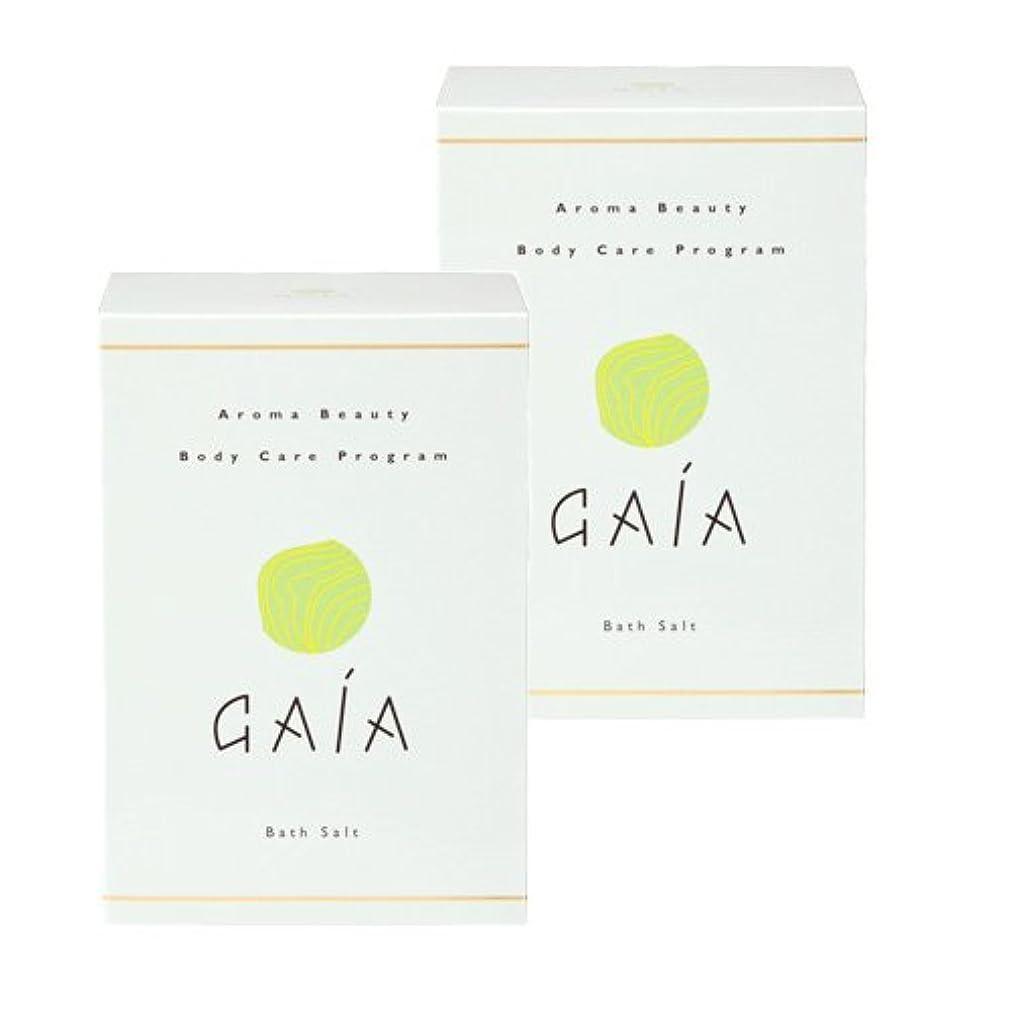 月曜先に連想GAIAバスソルト小袋30g×10包