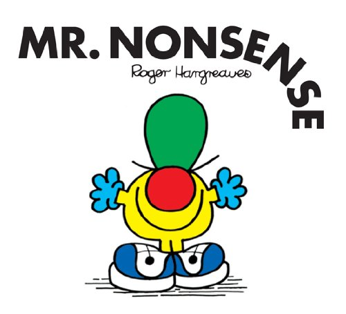 Mr. Nonsense (Mr. Men Little Miss) (English Edition)