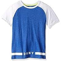DKNY Boys Short Sleeve Fashion T-Shirt Short Sleeve T-Shirt