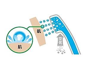 TOTO 浴室用水栓 吐水パイプ170mm TMGG40E (エアインシャワー・樹脂)