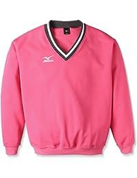 (ミズノ)MIZUNO テニスウェア Vネックスウェットシャツ A75LM250[ユニセックス]