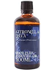 Mystic Moments | Citronella Java Essential Oil - 100ml - 100% Pure
