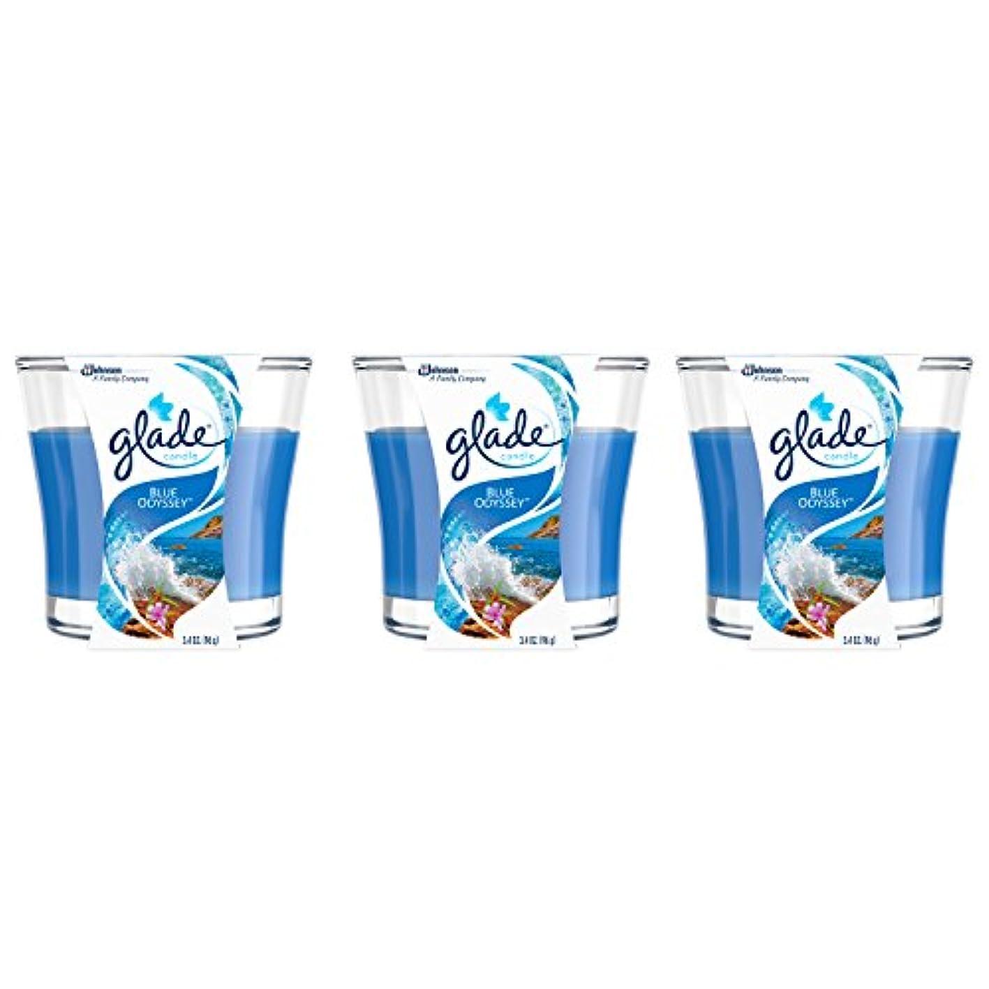 相対サイズ追放する数Glade Jar Candle Air Freshener