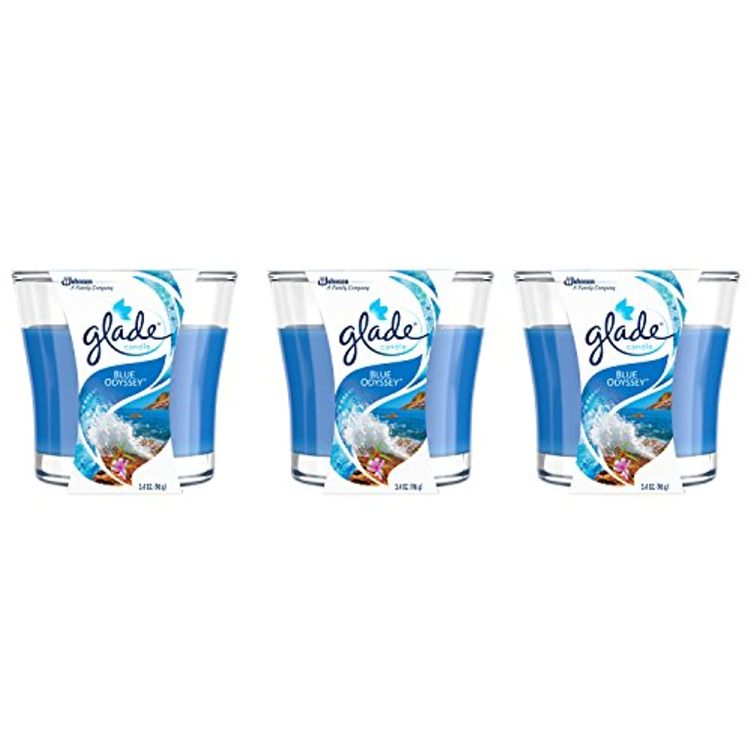 Glade Jar Candle Air Freshener