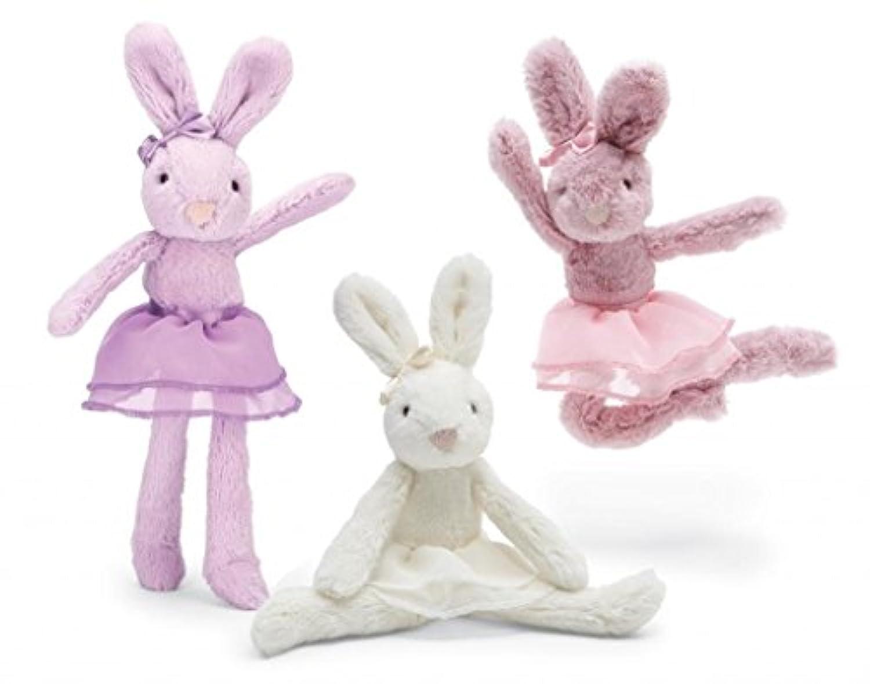 jellycat ジェリーキャット Tutu Lulu Lilac Bunny うさぎ 高さ23㎝