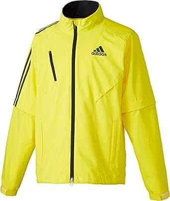 (adidas Golf(アディダスゴルフ) adidas Golf(アディダスゴルフ) CLIMAPROOF レインスーツ CCM41 N67732 イエロー/ネイビー L